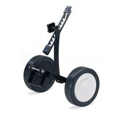 stihl roue d'appui