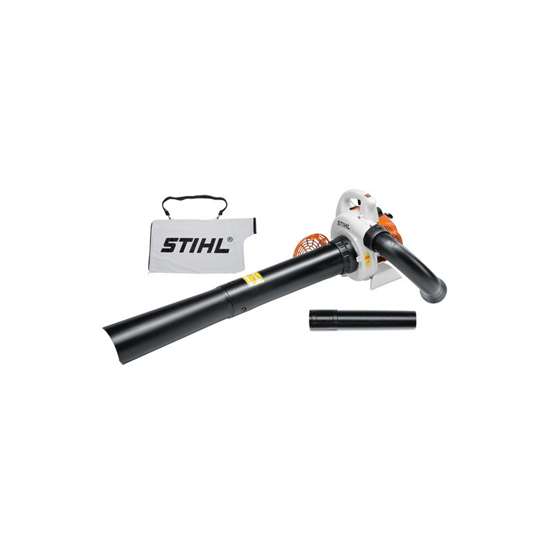 Sh 56 aspiro souffleur stihl thermique 27 2 cm3 5 2 kg 13 n - Souffleur stihl bg 56 ...